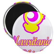 Mauritanian chick Magnet
