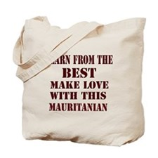 learn from Mauritania Tote Bag