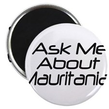 Ask me about Mauritania Magnet