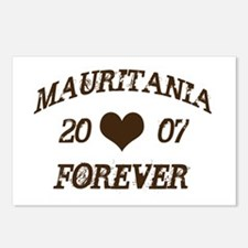 Mauritania Forever Postcards (Package of 8)