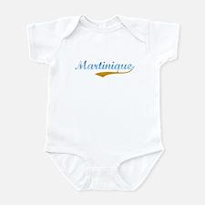beach Martinique Infant Bodysuit