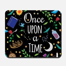 Once Upon a Time 2 Mousepad