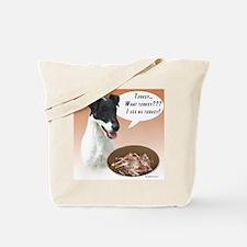 Smooth Fox Turkey Tote Bag