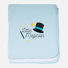 little magician baby blanket