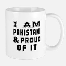I Am Pakistani And Proud Of It Mug