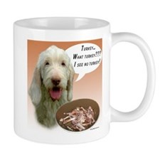 Spinone Turkey Mug