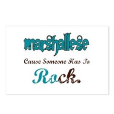 Marshallese Rock Postcards (Package of 8)