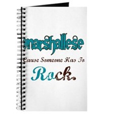 Marshallese Rock Journal
