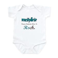 Marshallese Rock Infant Bodysuit