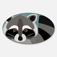 Raccoon Rascal Decal