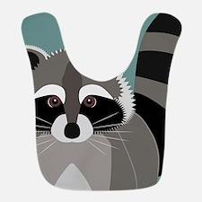 Raccoon Rascal Bib