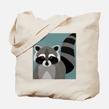 Raccoon Rascal Tote Bag