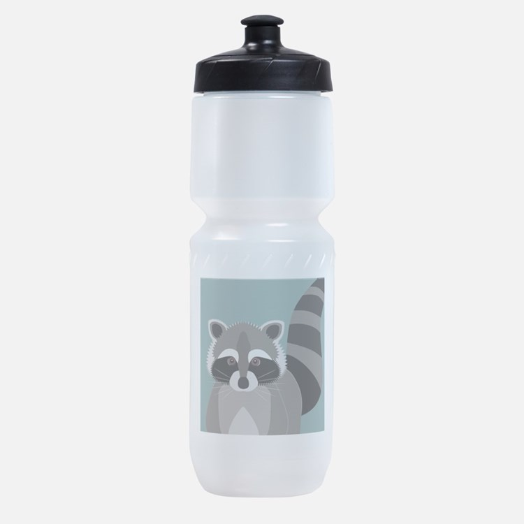 Raccoon Rascal Sports Bottle