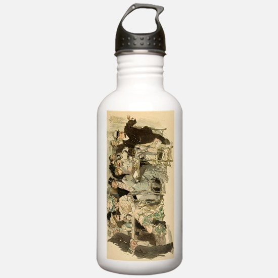 Cute 1900 Water Bottle