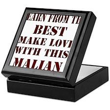 Learn best from Malian Keepsake Box