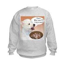 Westie Turkey Sweatshirt