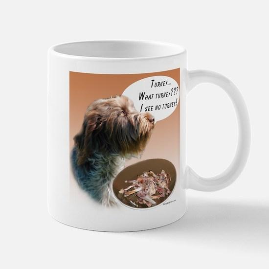 Griffon Turkey Mug