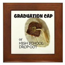 HS Dropout Framed Tile