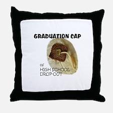 HS Dropout Throw Pillow