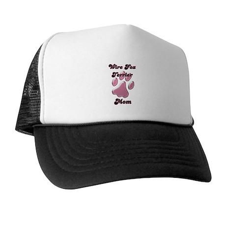 Wire Fox Mom3 Trucker Hat