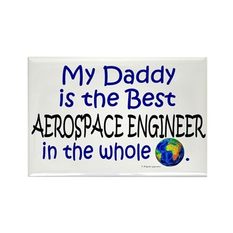 Best Aerospace Engineer In The World (Daddy) Recta