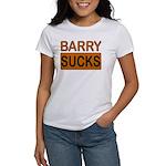 Barry Sucks Logo Women's T-Shirt