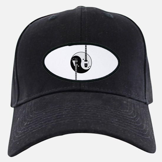 Yin Yang Guitars Baseball Cap