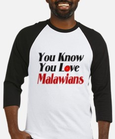 You know you love Malawi Baseball Jersey