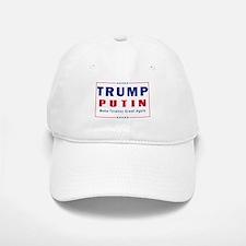 Trump Putin 2016 Baseball Baseball Baseball Cap