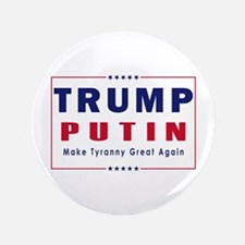 Trump Putin 2016 Button