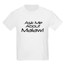 Ask Malawi T-Shirt