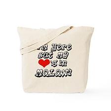 Heart in Malawi Tote Bag