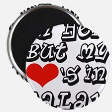 Heart in Malawi Magnet