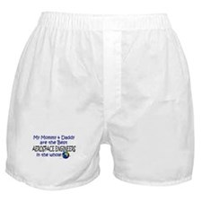 Best Aerospace Engineers Boxer Shorts