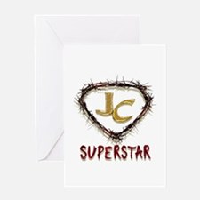 superstar Greeting Cards