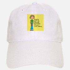 Emo Is Just An Excuse For Boy Baseball Baseball Cap