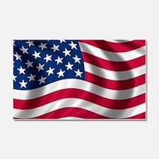 USA Flag Car Magnet 20 x 12