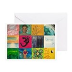 Smiling Buddha Greeting Cards (Pk of 10)