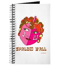 Shalom Y'all Dreidel Journal