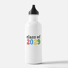 Class of 2029 Sports Water Bottle