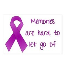 Alzheimers Awareness Postcards (Package of 8)