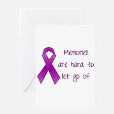 Alzheimers Awareness Greeting Card
