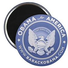 Cool Obama logo Magnet