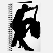 Romantic Couple Dance Journal