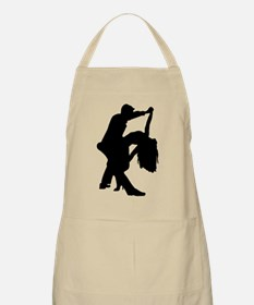 Romantic Couple Dance Apron