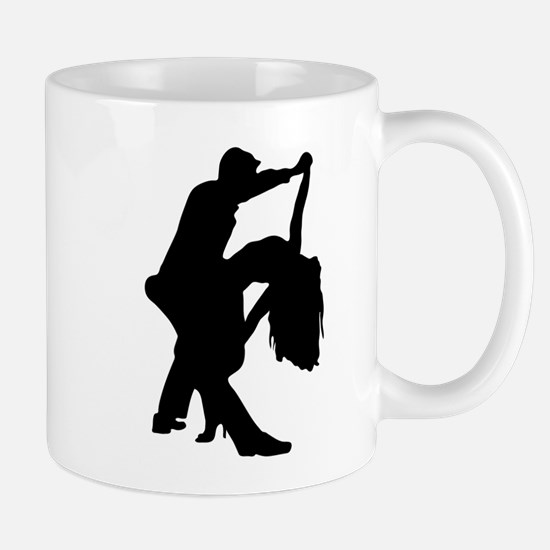 Romantic Couple Dance Mugs