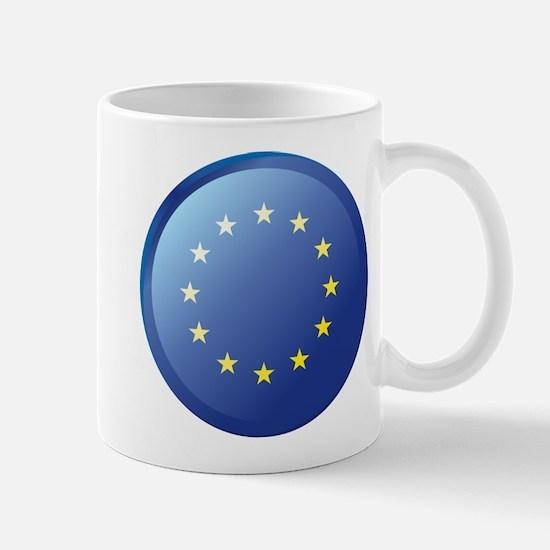 EU BUTTON Mug