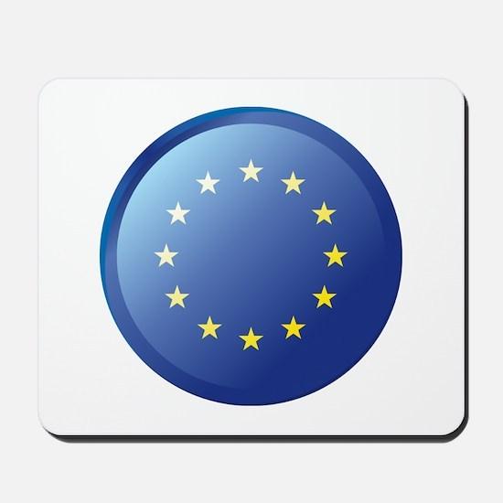 EU BUTTON Mousepad