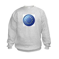 EU BUTTON Sweatshirt