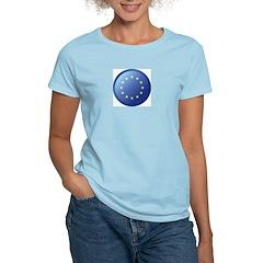 EU BUTTON T-Shirt
